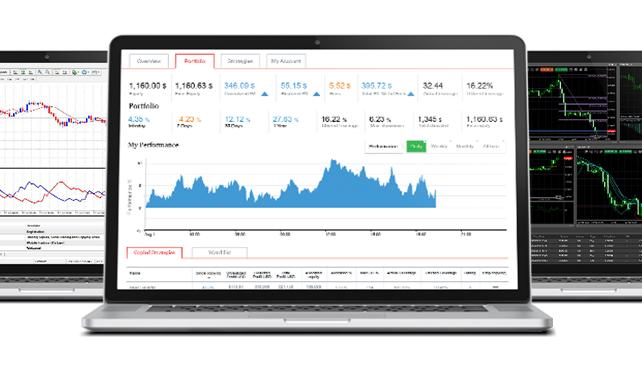 Piattaforma di forex trading